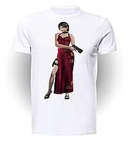 Футболка GeekLand Обитель Зла Resident Evil Ada art RE.01.002