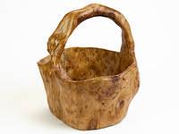Корзина деревянная из ивы