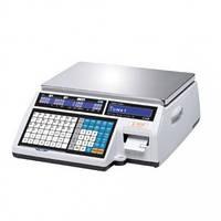 Весы с чекопечатью CAS CL5000 J-IB