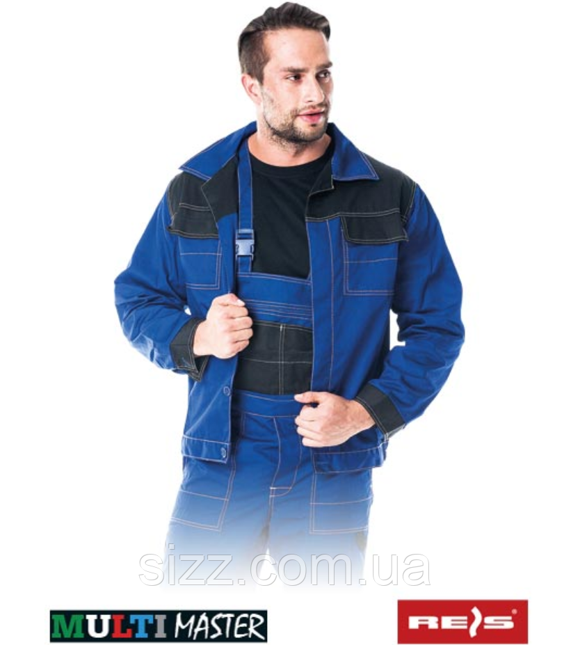 Рабочий комплект Multi Master: полукомбинезон и куртка, фото 1