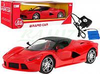 Детский радиоуправляемый спортивный автомобиль Rapid Car 1:16 В НАЛИЧИB