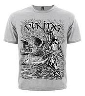 Футболка Viking (меланж), Размер M