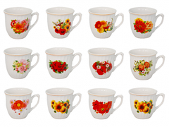 Чашка 220 мл квіти (2)