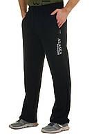 Теплые трикотажные мужские спортивные брюки с начесом Alaska