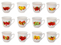 Чашка 220мл фрукти (3)