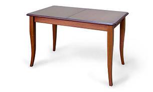 Кухонный стол Торонто Next раскладной Askalon из массива дерева, цвет на выбор, фото 2