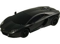 Машинка р/у 1:24 Meizhi лиценз. Lamborghini LP700 металлическая (черный)