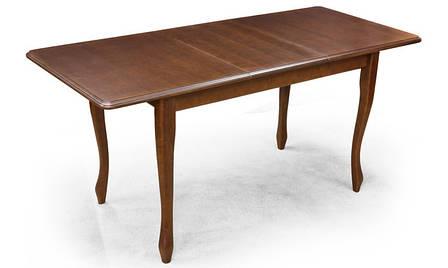 Кухонный стол Торонто  раскладной Askalon из массива дерева, цвет на выбор, фото 2