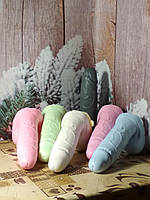 Сексуальное мыло ВИЛЛИ - 13 см, эротический подарок на 8 марта, разных цветов.