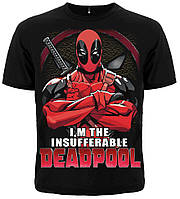Футболка Deadpool, Размер XL