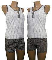 Трикотажные женские пижамы - майка и шортики - серия Snap от УКРТРИКОТАЖ уже в продаже!