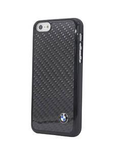 Чехол - накладка BMW Carbon крышка чехол для iPhone 5 / 5S, черный (BMHCP5MBC)