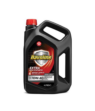 Моторное масло HAVOLINE Extra 10W-40, 4 л, фото 2