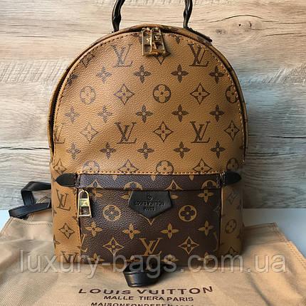 a43e0d8d9d3b Женский рюкзак среднего размера Louis Vuitton Monogram луи виттон, ...
