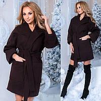 Пальто женское кашемировое в расцветках   23863, фото 1