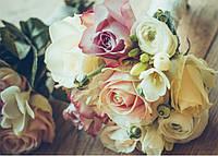 Фотообои *Престиж* № 46 Букет невесты  (196х272)