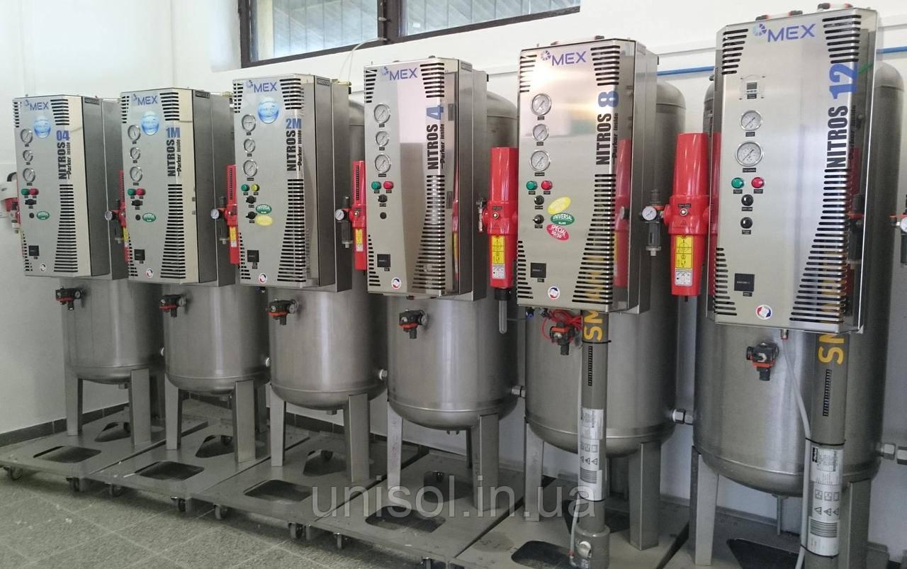 Генераторы азота (азотные генераторы) в Киеве