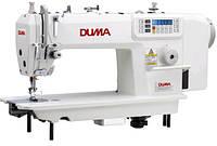 DUMA DM9202M-D3 Высокоскоростная 1-игольная универсальная машина челночного стежка с автоматическими функциями