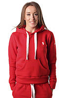 Худи BERSERK WOMENS ATHLETIC HOODY red, фото 1