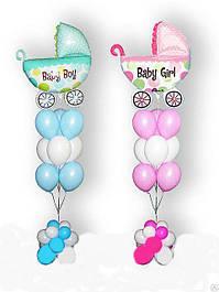 Украшение праздника для новорожденных!