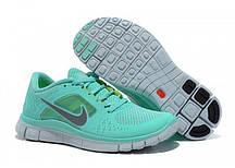 Кроссовки для бега Nike Free Run Plus 3 Mint