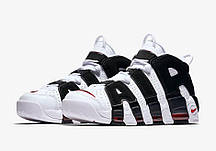 Стильные модные кроссовки Nike Air More Uptempo Scottie Pippen
