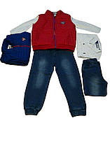 Костюмы для мальчиков оптом, Buddy boy, размеры  1-5 лет, арт. 5570