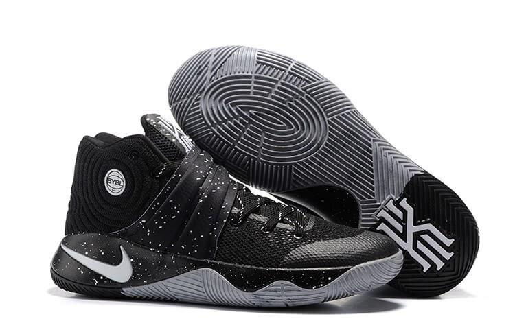 Кроссовки для мужчин Nike Kyrie 2 BHM Black - Интернет-магазин