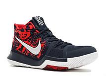 Кросівки для чоловіків Nike Kyrie 3 Samurai Red/Black/Multi