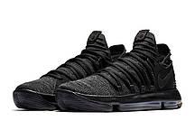 Тренировочные кроссовки Nike KD 10 All Black Samurai