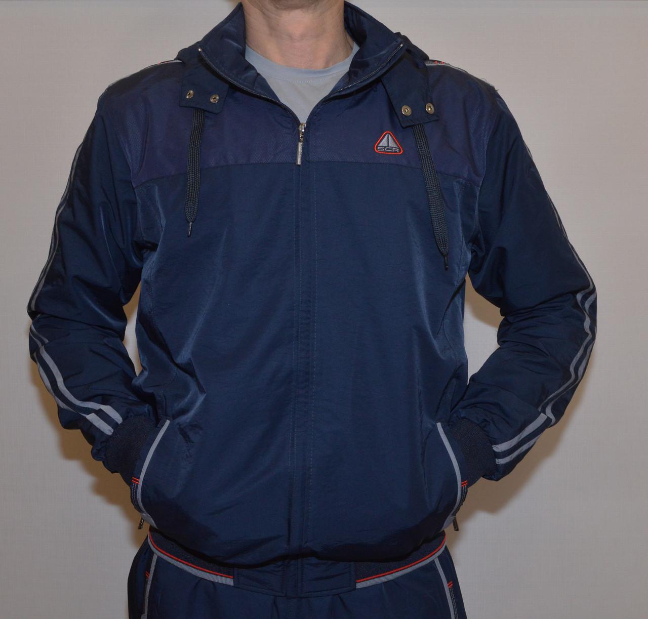 46070e7c Мужской спортивный костюм плащевка SOCCER 2852 - Casual Wear Shop в Умани