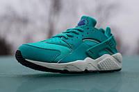 Женские стильный кроссовки Nike Huarache Mint/Light Retro
