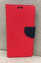 Чехол-книжка Goospery для Lenovo A7020 (Vibe K5 Note) (Red)