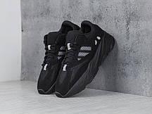 Мужские стильные кроссовки Adidas Yeezy 700 Boost Black