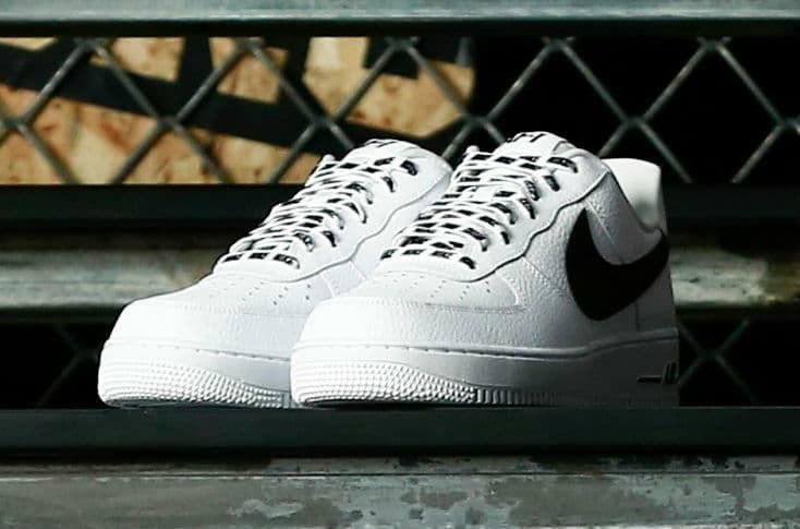 781cc572 ☆ Купить Модные кроссовки Nike Air Force 1 Low NBA White/Black ...