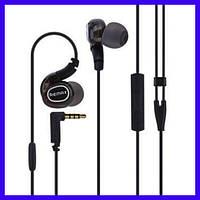 Наушники Remax RM-S1 Pro Sporty black с микрофоном