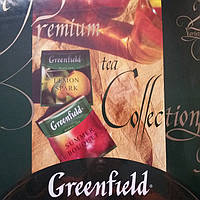 Чайный набор Premium Tea Collection Greenfield 96 пак.