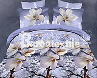 Шикарное постельное бельё (полуторка)