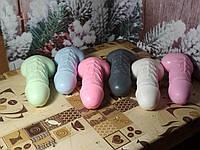 Пикантное мыло ФАЛЛОС - 11 см, ручная работа, разных цветов. Веселый подарок на 8 марта для женщин.