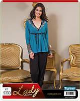 Пижама 9330 хлопок Lady Lingeriе