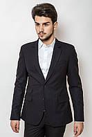 Пиджак приталенный классический, фото 1