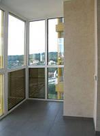 Балконы во французском стиле.
