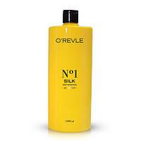 Orevle Silk Shampoo No.1 - Разглаживающий шампунь для волос 1000 мл