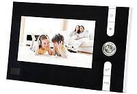 Видео домофон JS 715 Цветной ЖК Дисплей