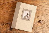 Фотоальбом с твердым переплетом Размер 28-30-5см. 20 магнитных листов