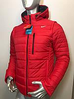 Мужская спортивная куртка Reebok трансформер с отстегивающимися рукавами копия