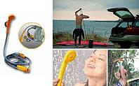 Автодуш YD104 автомобильный душ от прикуривателя, походный душ для путешествий, электический душ на природе
