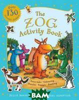 Donaldson Julia The Zog Activity Book
