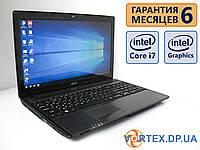 Ноутбук Acer Aspire 5755 (15.6 (1366x768) / Intel Core i7-2670Qm (4x3.1Ghz) / RAM 4Gb / HDD 750Gb / АКБ 3 ч. / Сост. 8,5, фото 1