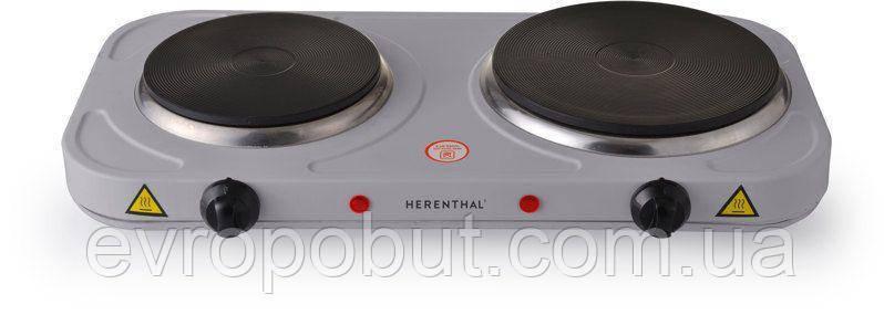Плита электрическая настольная Herenthal HT-DKP2500.15